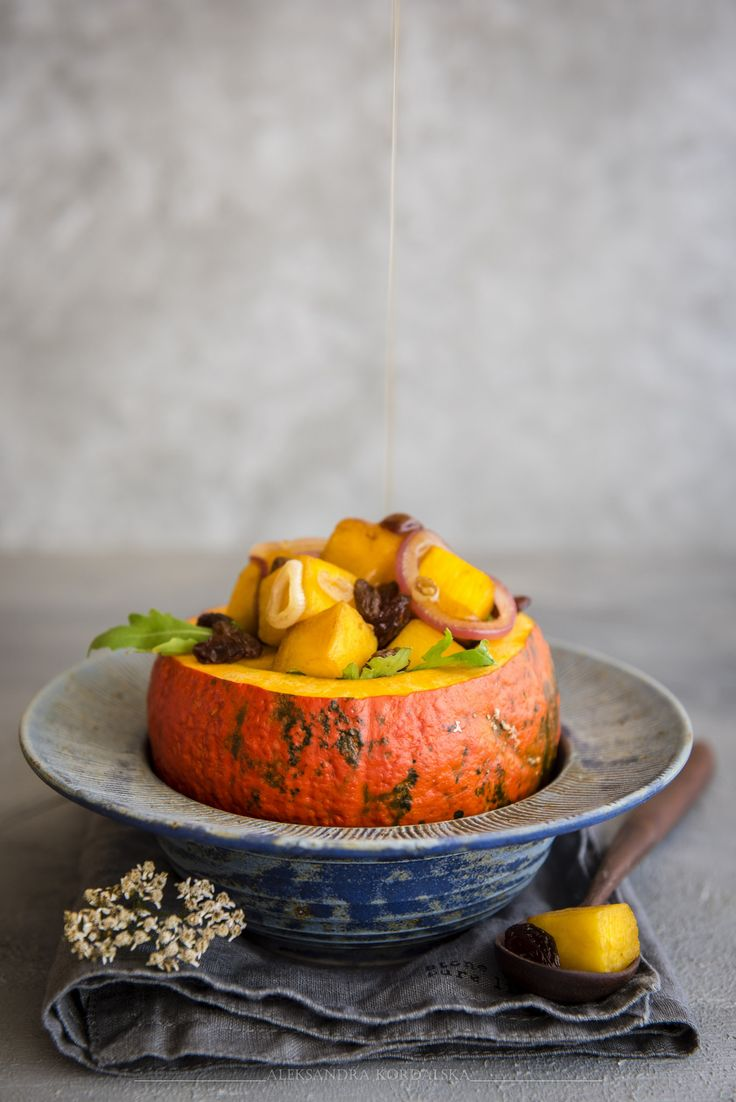 Pumpkin Salad #pumpkin #pumpkinsalad #foodstyling #autumn #foodphotography
