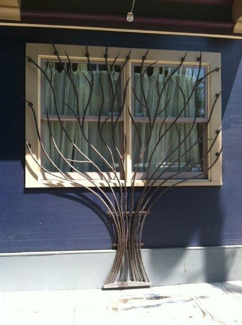 Better design for window bars