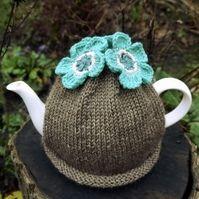 Jade Flower Tea Cosy