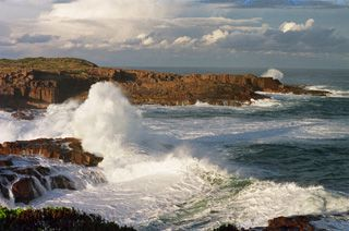 Australian Seascapes - Stockton  Seascape