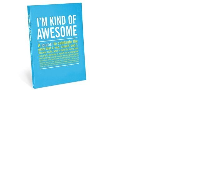 Inner Truth Journal - I'm kind of awesome