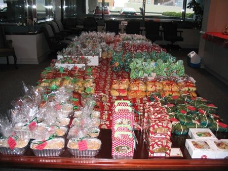 Great packaging and sales tips for successful bake sales