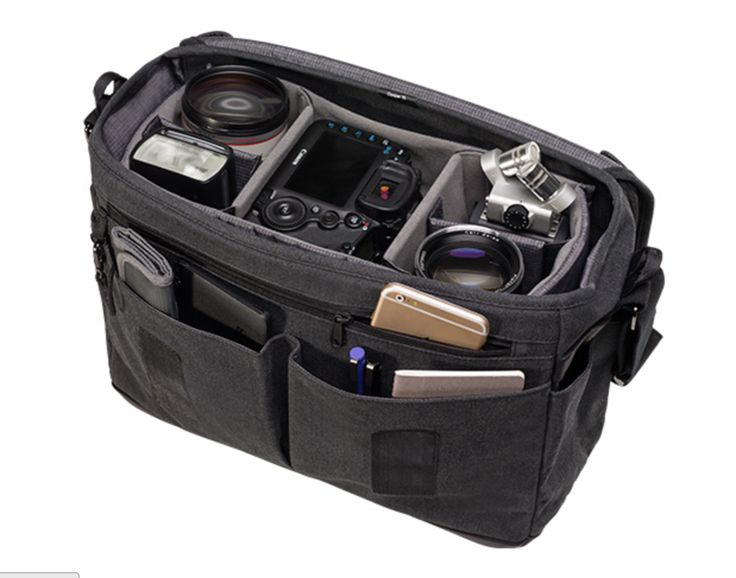 Tenba Cooper Messenger Camera Bag
