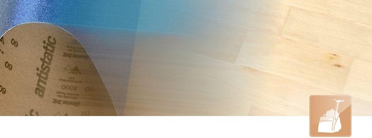 In 2005 introduceerde Bona het schuurmateriaal serie 8300 - 's werelds eerste antistatische kwaliteit voor houten vloeren. Het materiaal is door Bona ontwikkeld samen met onze partner Sia Abrasives, die Bona de exclusieve rechten heeft gegeven voor antistatisch schuurmateriaal voor het schuren van vloeren.