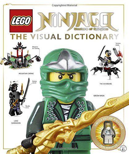 Ninjago Visual Dictionary