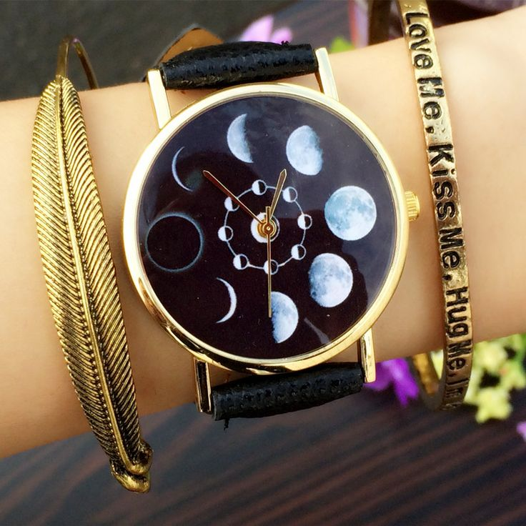 "Cute harajuku personality total eclipse watch - Use the code ""batty"" at Sanrense for a 10% discount!"
