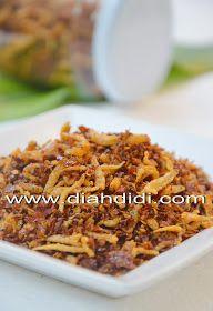 Diah Didi's Kitchen: Yukk Bikin Abon Cabe Super Hot..Sendiri Teman2..^^