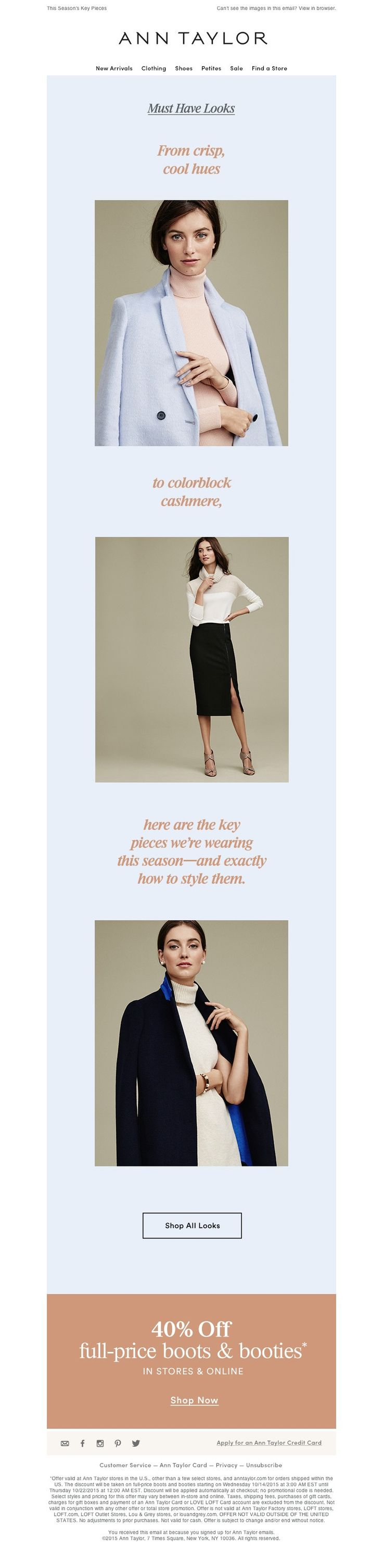 Ann Taylor - See Our Latest Must Have Looks