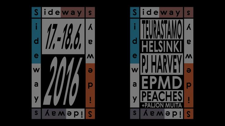 Double Happiness and us have nothing but love for the best music festivals out there. Sideways returns for its second instalment with a cool line-up and some sweet…