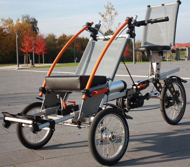 die besten 25 fahrradrikscha ideen auf pinterest reiserad velo fahrrad und lastenfahrrad. Black Bedroom Furniture Sets. Home Design Ideas