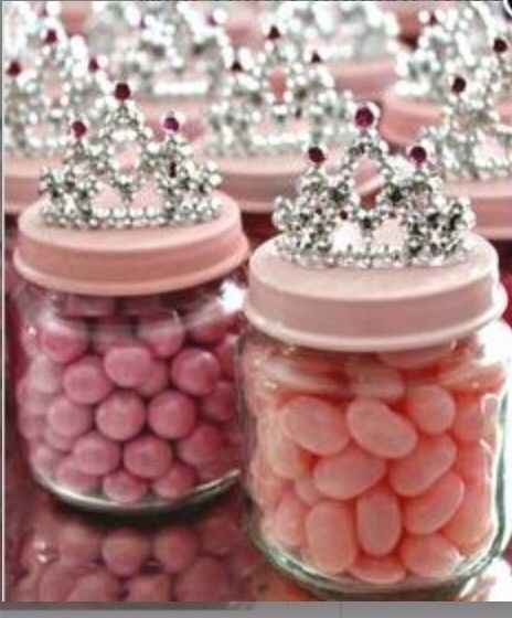 Whether you decorate with these Mini Tiara's for a Princess party or put them on a cupcake, they will be a big hit with your guests.