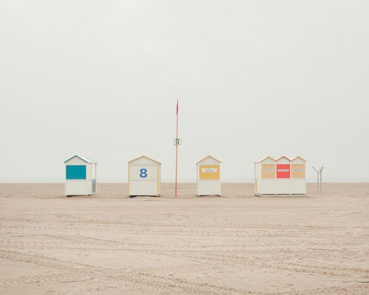 Beach Cabins #3 - Caorle, Italy 2013
