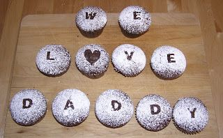 This is an easy way to send Dad a special message for Father's Day.