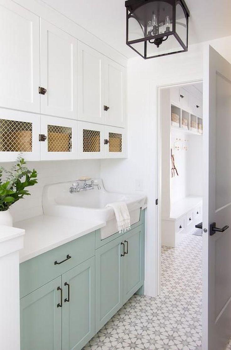 65 DIY Laundry Room Storage Shelves Ideas