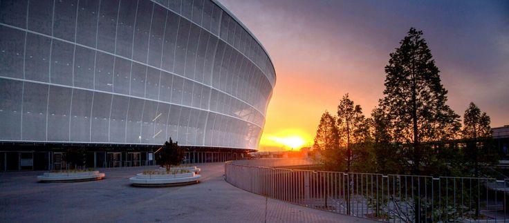 Stadion Miejski Wrocław  / JSK
