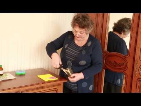 Как заточить ножницы в домашних условиях стаканом - YouTube