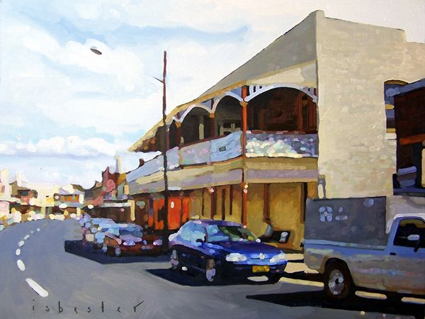 'The Old Victoria Hotel'