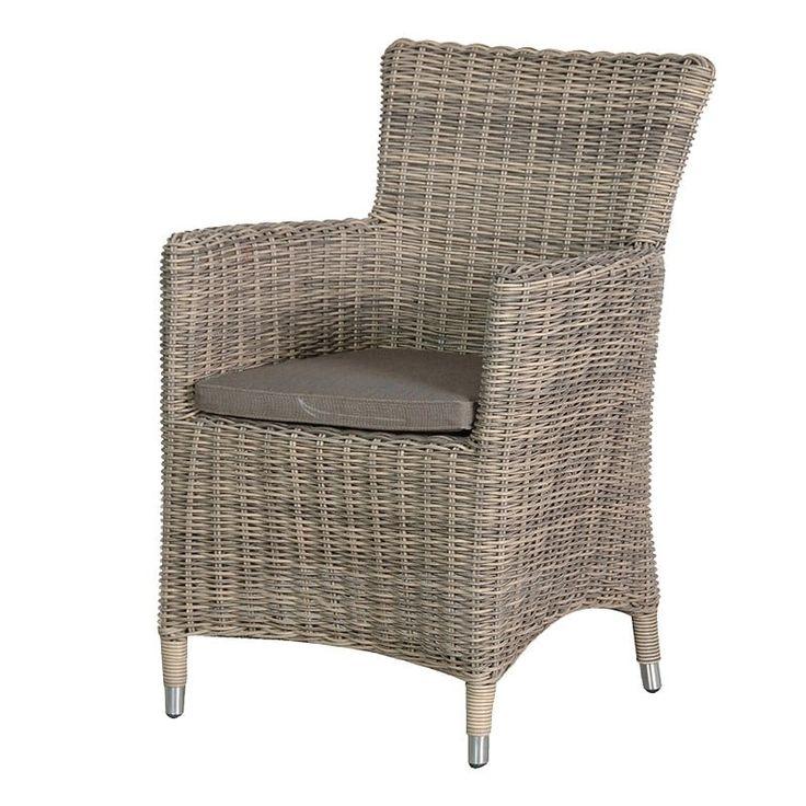 Outdoor Garden Rattan Chair