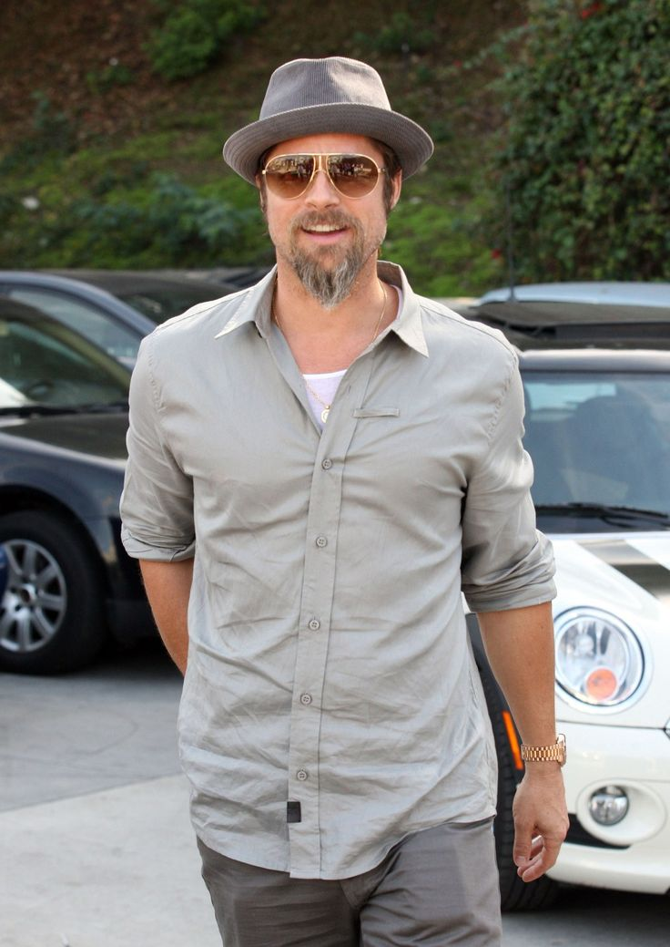 17 best images about brad pitt loves hats on pinterest