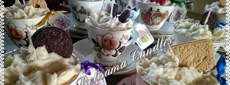 cuppa anyone? #belisama #candles #ecosoya #vegan #vegetarian #notoxins #bestinwales