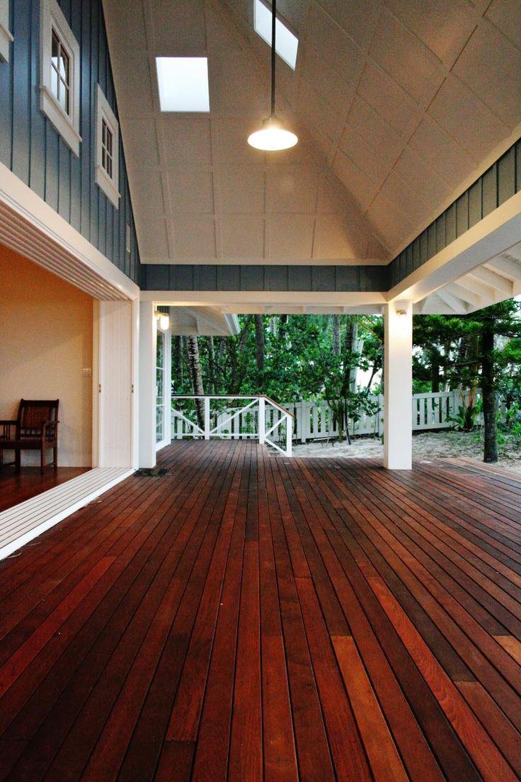 Ideal para entrenar kendo y iaido un lujo sweet for Lanai flooring options
