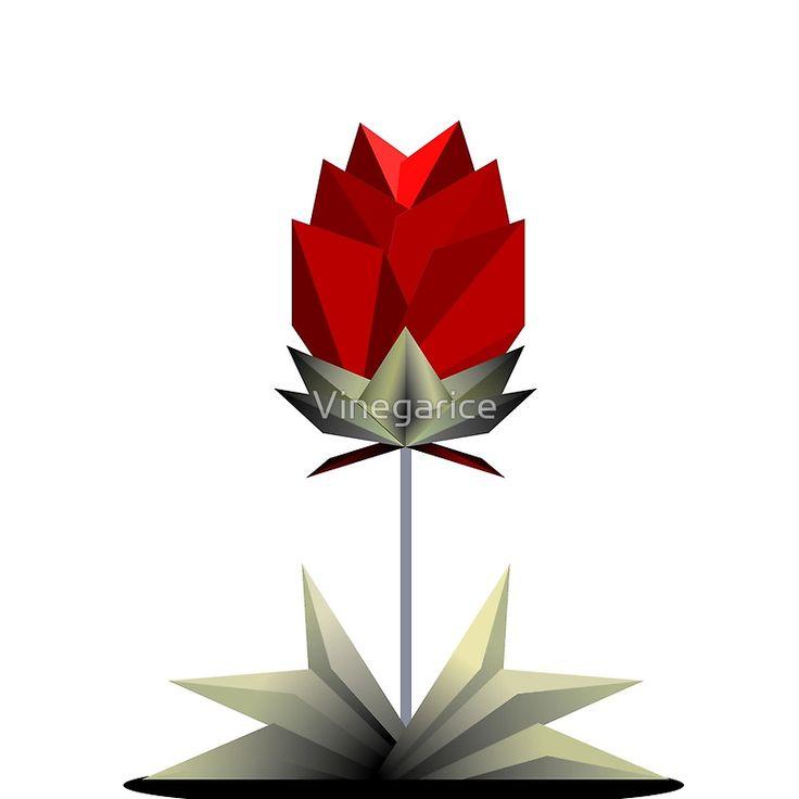 blood tulip