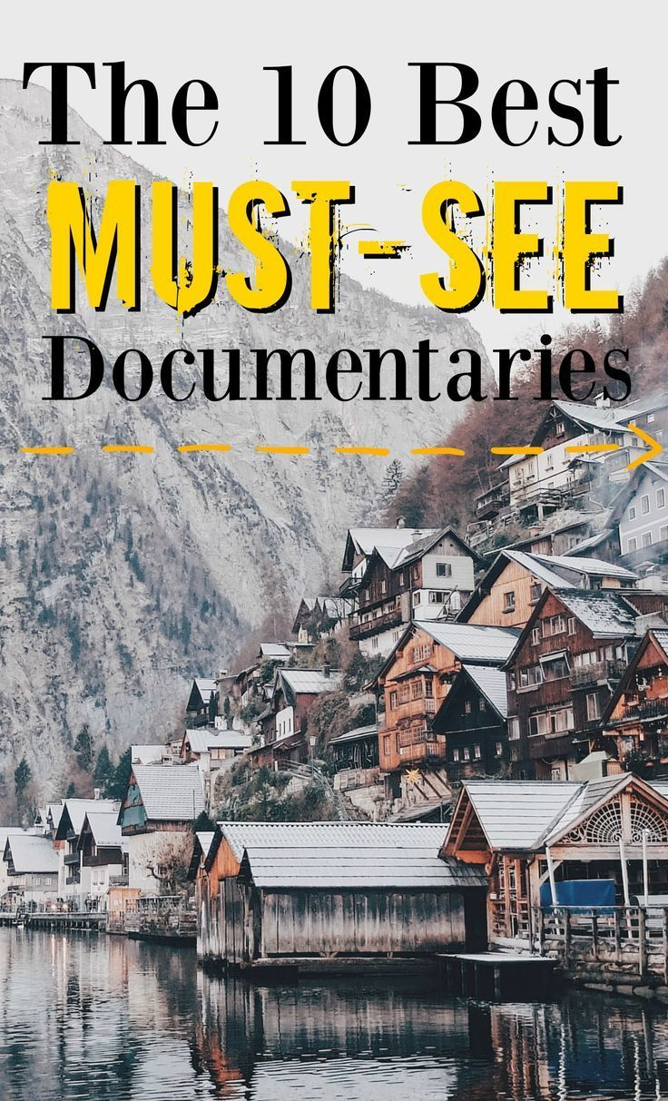 These are definitely the best documentaries that you can find! They are all must-see documentaries that everyone should watch.