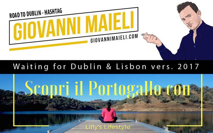 Diari di viaggio a Dublino e Lisbona - Novità e protagonisti