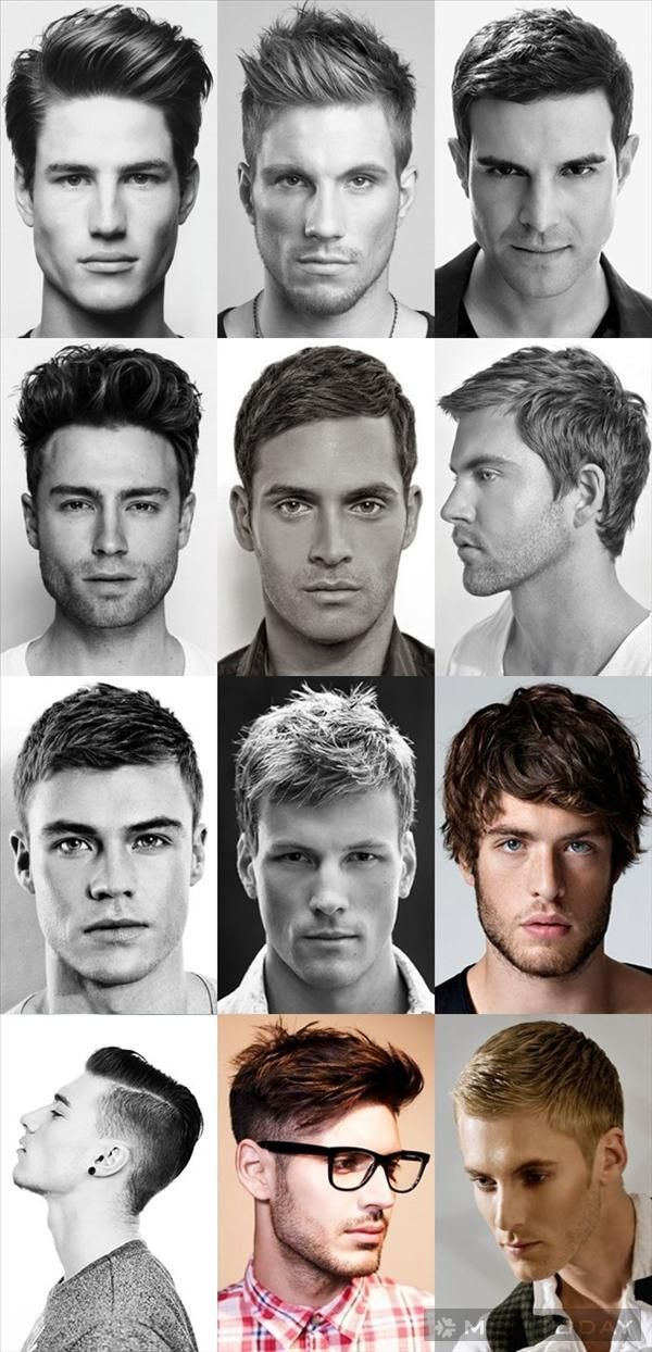 Admirable 1000 Images About Hair News Network Men On Pinterest Short Hairstyles Gunalazisus