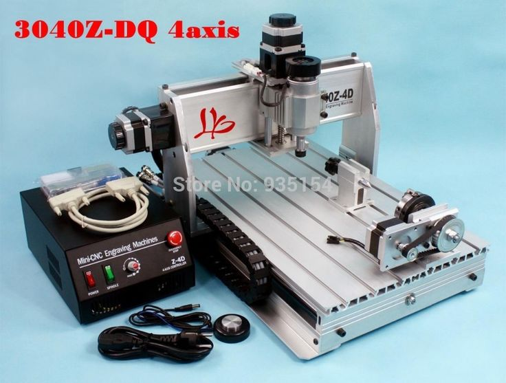 869.49$  Watch here - http://ali1kh.worldwells.pw/go.php?t=1680193773 - Advanced 4 Axis CNC Machine 3040 Z-DQ Woodworking lathe