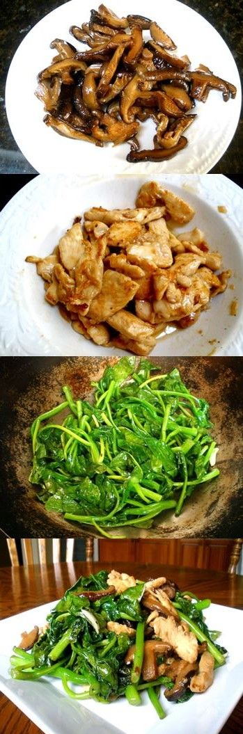 #Chicken with #Chinese #Broccoli recipe by the Woks of Life