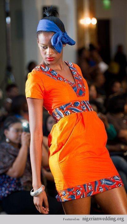 Gorgeous Ankara Styles For Weddings   Nigerian Wedding