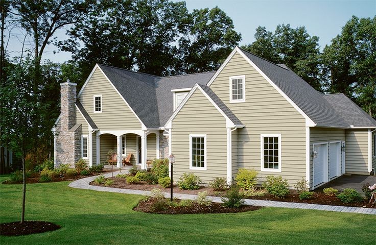 25 Best Vertical And Horizontal Mixed Siding Images On