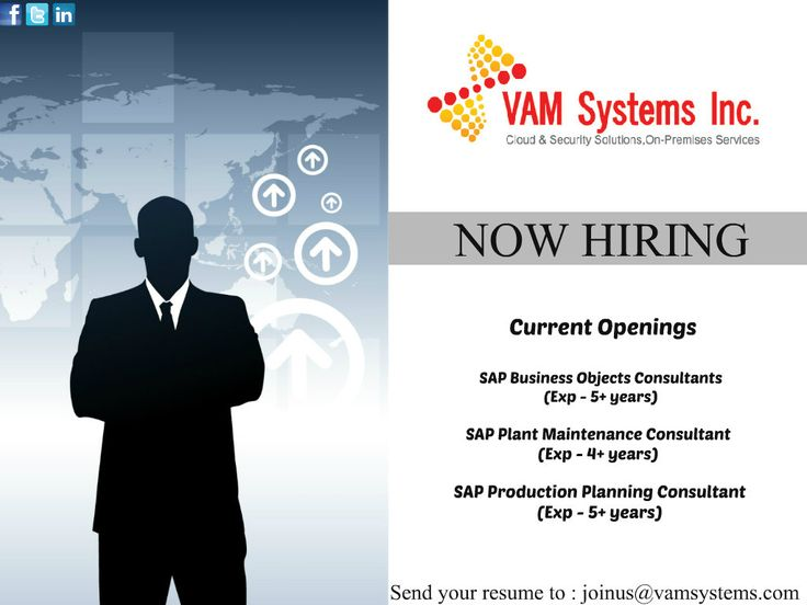 Wanted 1 SAP Business Objects Consultants 2 SAP Plant - techno functional consultant sample resume