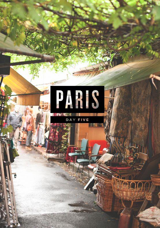 Paris / Marché aux Puces