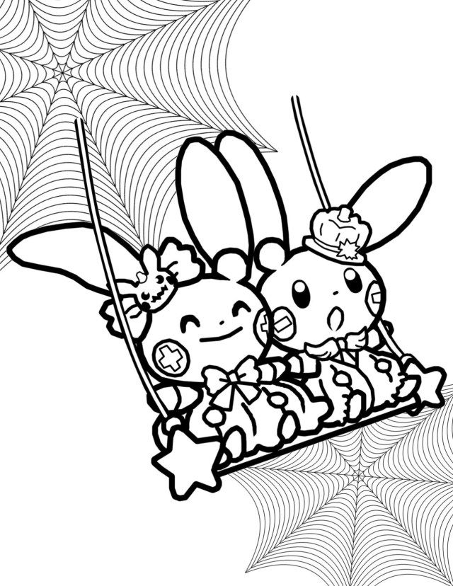 25 Best Image Of Coloring Pages Pokemon Pokemon Halloween