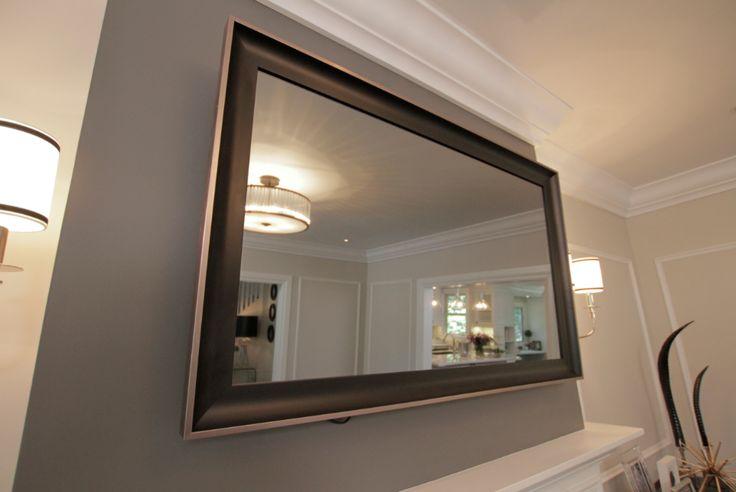 Lumi Designs, Custom Mirrored TV