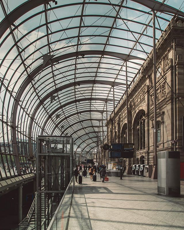 Michael S Photography On Instagram Bright Open And A Great Architecture Different To Some Train Oldtown Train Station Architecture