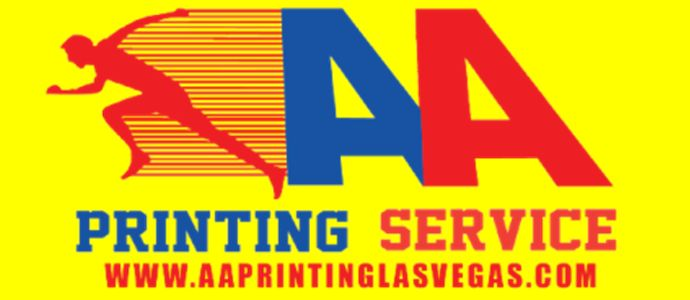 AA Printing Service - AA Printing Service is a Las Vegas business that provides quality full color digital printing services and supplies Las Vegas residents, businesses and organizations along with the out-of-town business traveler in need of last minute printed material