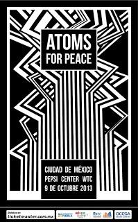 Atoms for Peace en México [Pepsi Center WTC]