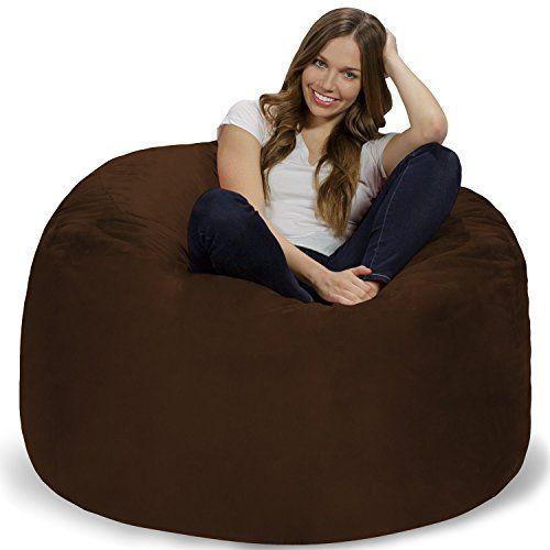 Chill Bag - Bean Bags Memory Foam Bean Bag Chair, 4-Feet,... https://www.amazon.com/dp/B00P21SV76/ref=cm_sw_r_pi_dp_x_8lv3ybWDFM47B