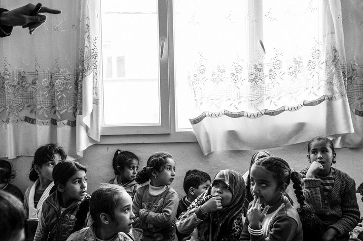 These photos show what it's like being a Syrian refugee in Turkey