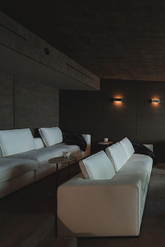 luxuryera: Theater Seating   Photographer