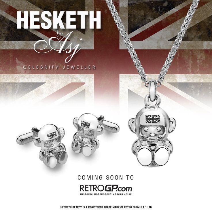 RetroGP.com (@F1_Retro) | Twitter. Loving the new association with the incredibly talented @AlyssaJewellery #HeskethRacing Bear Jewellery coming very soon. Top job Alyssa!