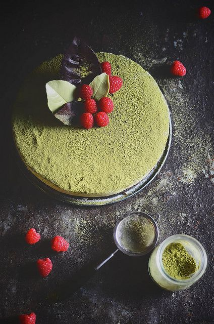 matcha chocolate mousse cake | A Brown Table                                                                                                                                                                                 More