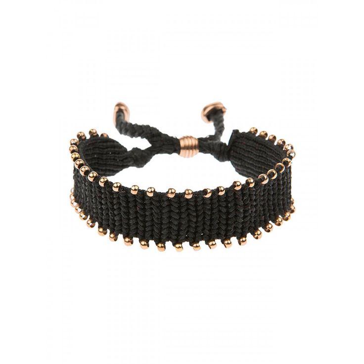 Matilda Bracelet - Black