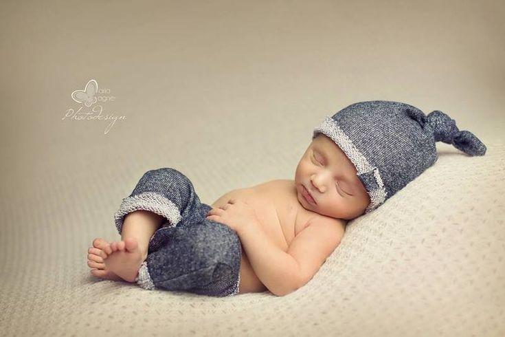 Hosen - Wundervolles Set Baby Fotografie PROP Hose &amp... - ein Designerstück von MamaMia-Traeumereien bei DaWanda