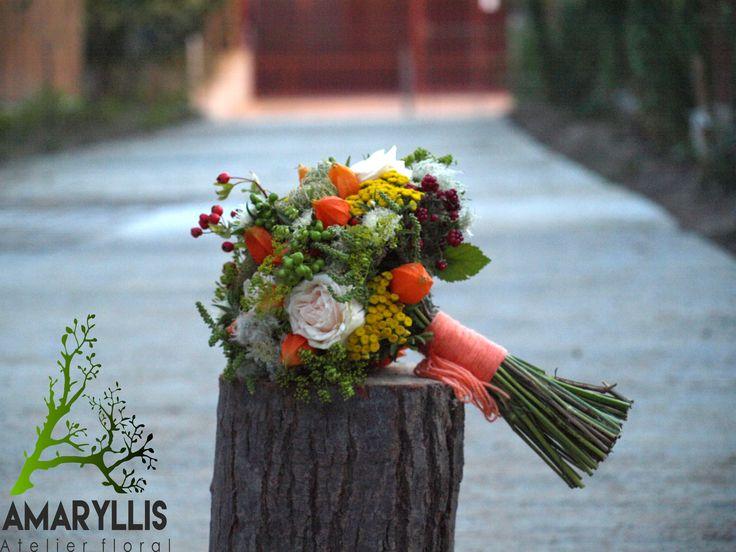 buchete#flori#mireasa#amaryllis