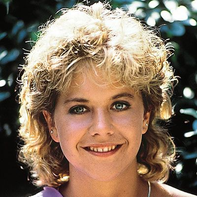MEG RYAN - 1983 The former NYU journalism major made her debut on the daytime soap As the World Turns.