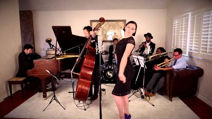 Criminal - Vintage Torch Song Fiona Apple Cover ft. Ariana Savalas